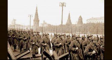 Круглый стол, посвященный 75-й годовщине битвы под Москвой