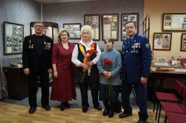 Тематический вечер, посвященный Дню о россиянах, исполнявших воинский долг за пределами Отечества