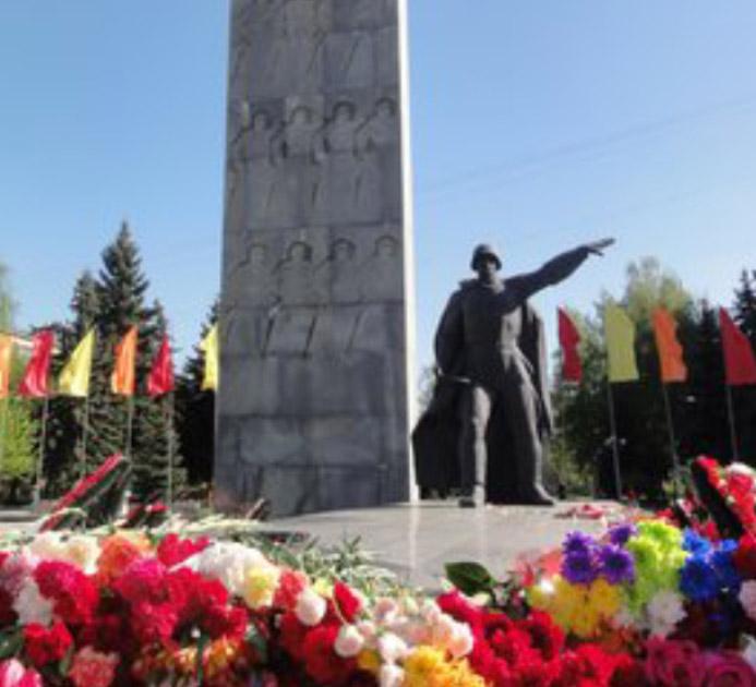 Фильм об истории создания мемориального комплекса на главной площади Балашихи