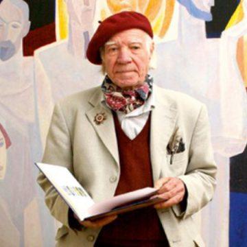 М. К. Аникеев — заслуженный художник РФ, кавалер Ордена Отечественной войны II степени, Почетный гражданин Балашихи