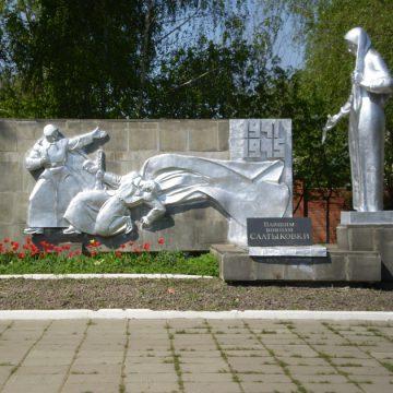Видеорассказ о скульпторе Н.С. Любимове. Мемориал «Мать скорбящая».