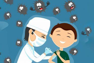 Прививка – самый надёжный метод защиты от COVID-19