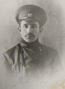 Г.М. Купцов во время службы в Министерстве путей сообщения